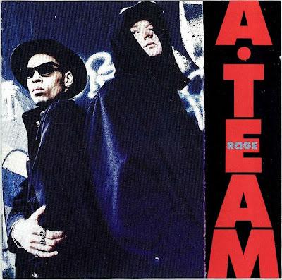 A-Team – Rage (Vinyl) (1991) (256 kbps)