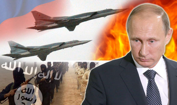 Russian Precision Strikes Bring Panic and Desertion Among ISIS Ranks