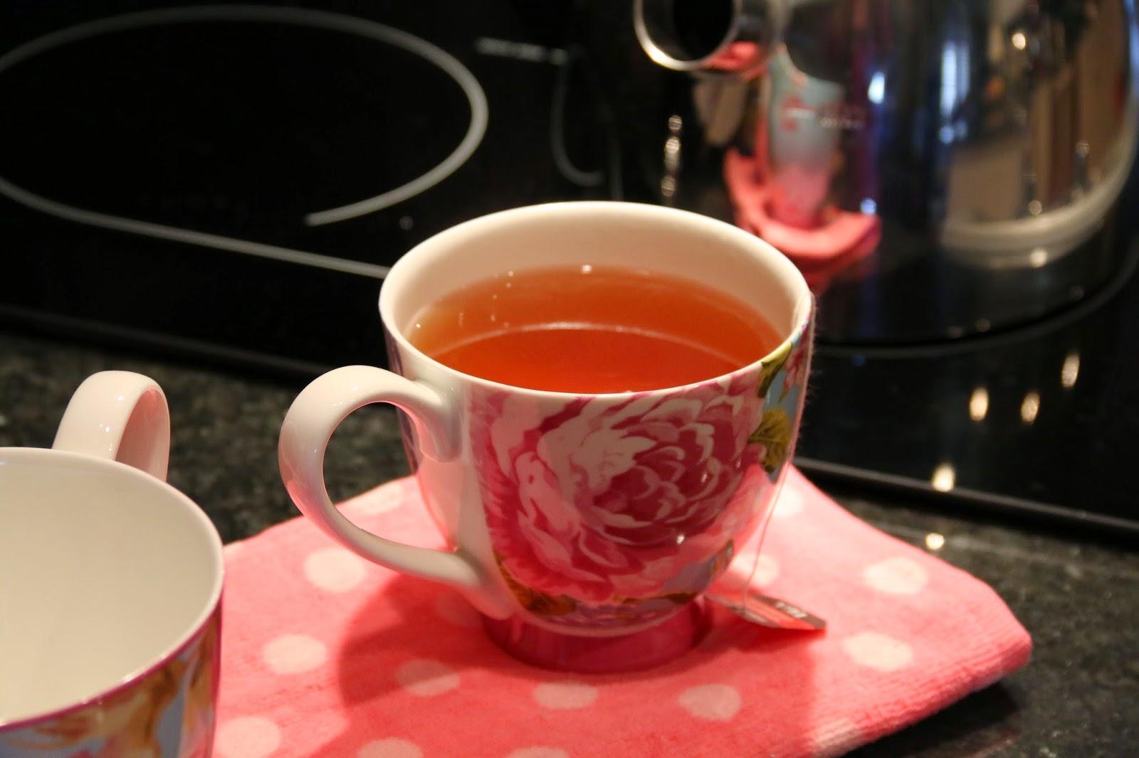 Constant Comment tea