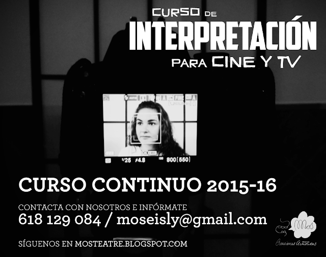 curso de interpretacion para cine y tv