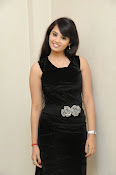 Actress Aarushi Glamorous Photos in Black-thumbnail-19