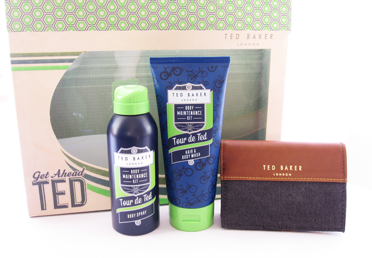 Ted Baker Get Ahead Ted Gift Set