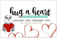 Hug a Heart Card Drive