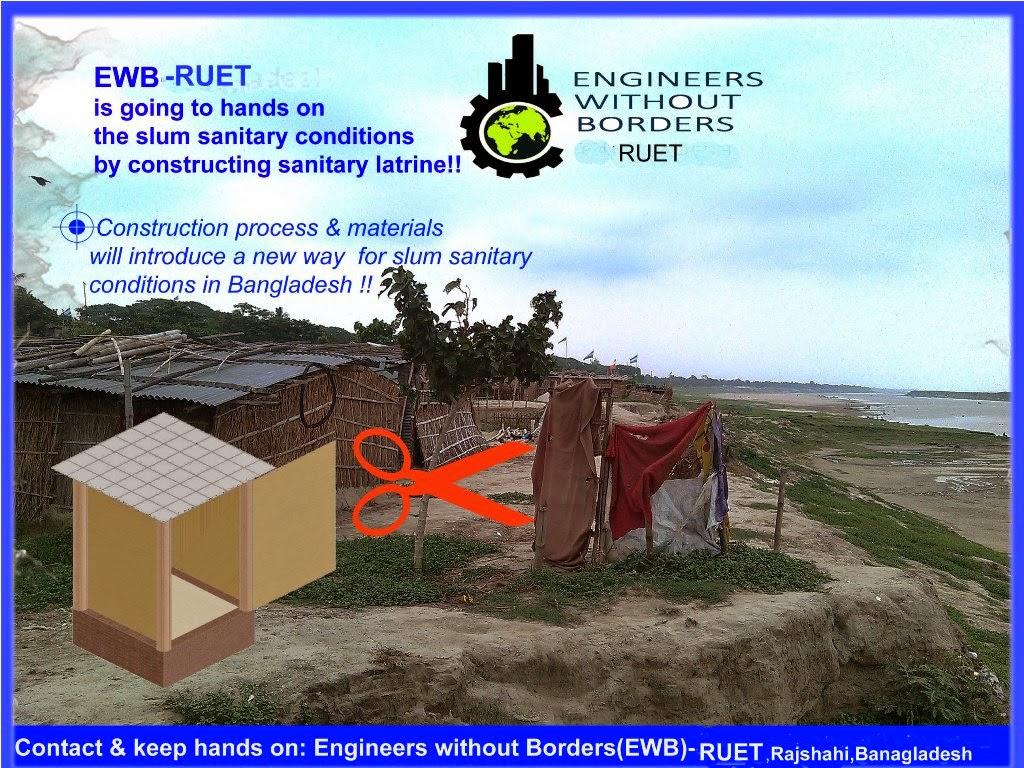 First Project of EWB-RUET