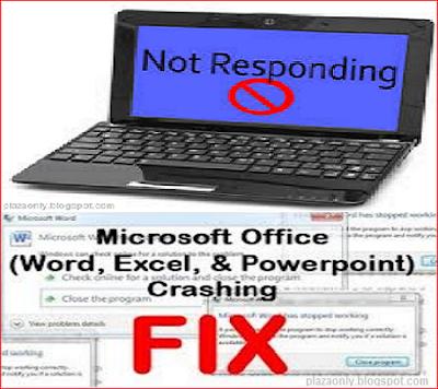 Cara Mengatasi Komputer Not Responding