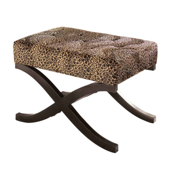 X benches where to use them where to buy them driven Leopard print bench