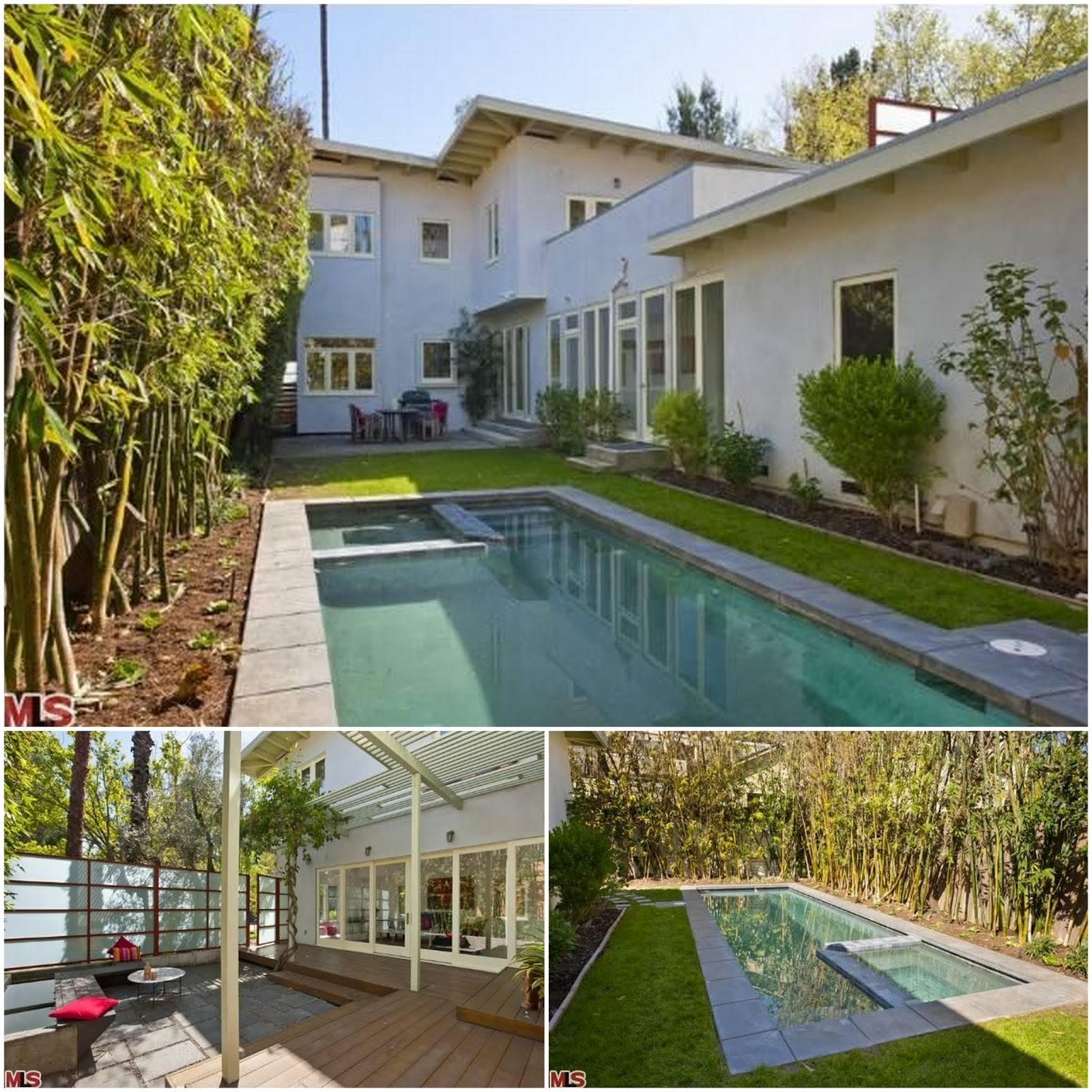 Celebrity real estate l word actress calls toluca lake Celebrity real estate pictures