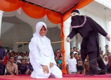 Qanun Aceh Tentang Pelaksanaan Uqubat Khalwat