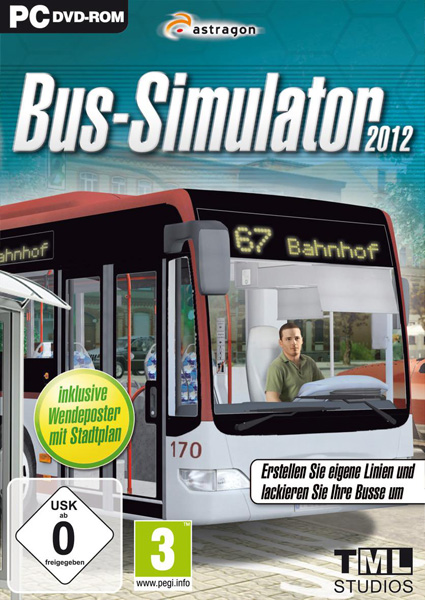 Bus Simulator 2012 System Requirements