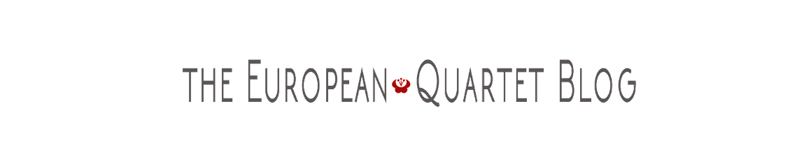 The European Quartet Blog