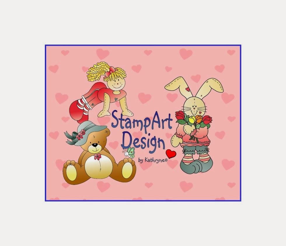 Stamp Art Designs