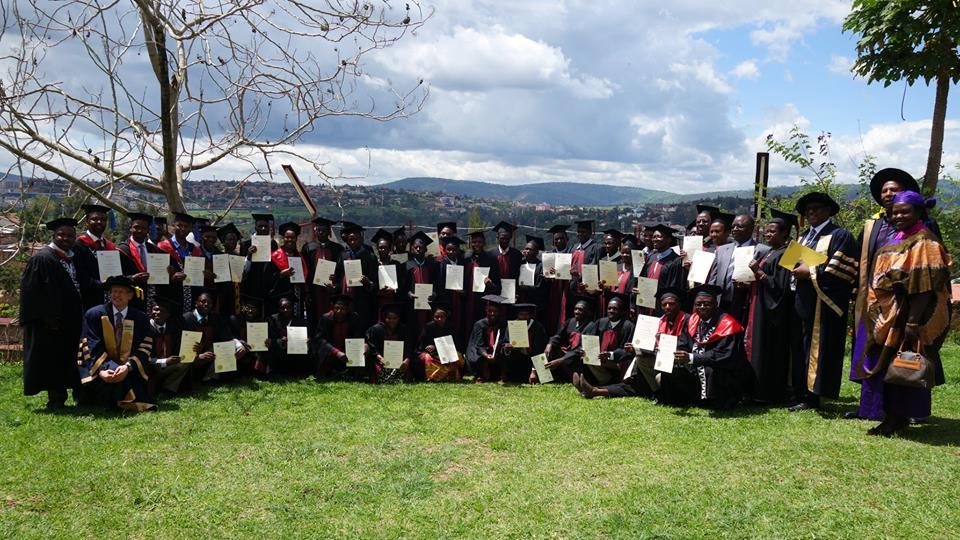 2016 Rwanda 卢旺达毕业典礼