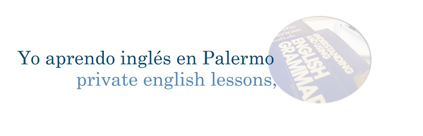 INGLES Clases particulares, Palermo Soho | Traducciones -Exmenes