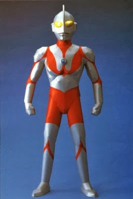 Ulraman Original Papercraf - Ultraman