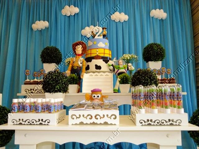 decoração toy story provençal porto alegre
