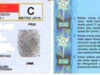 Nih Dia Tiga Jenis SIM C yang Akan Diberlakukan di 2016