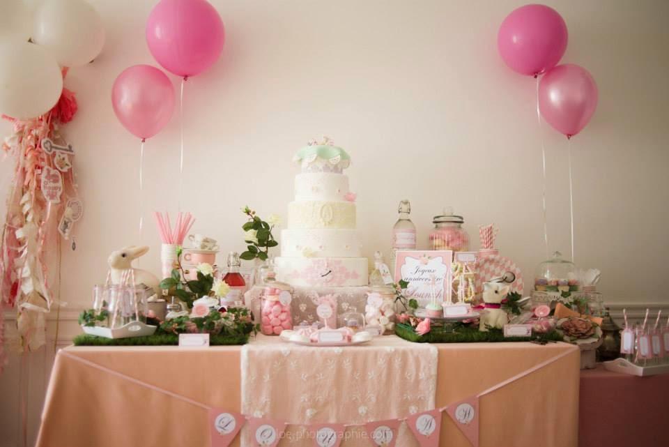 buffet sucré anniversaire