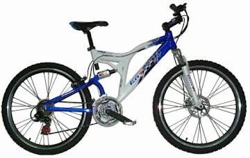 Bicicletas en RIFA de FE Y ALEGRIA