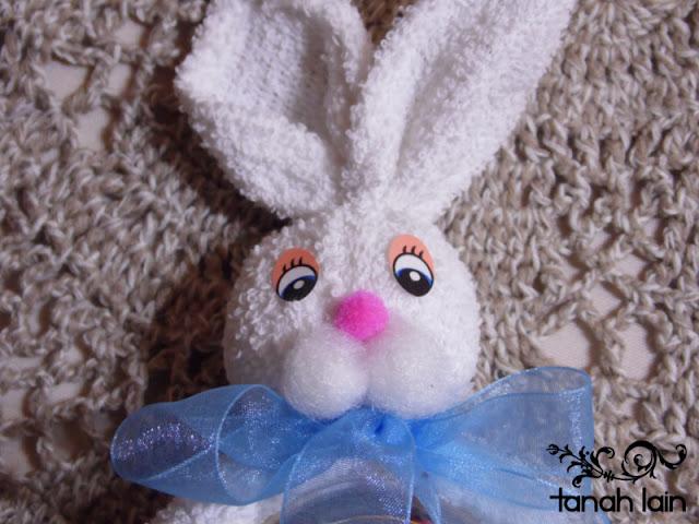 Conejo de toalla