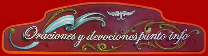 Oraciones y Devociones
