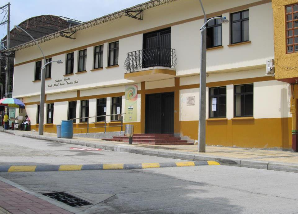 "INSTITUCIÒN EDUCATIVA ESCUELA NORMAL SUPERIOR"" GENOVEVA DIAZ"""