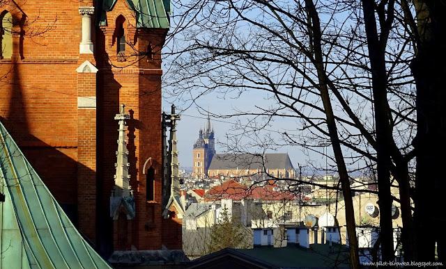 parkowa kraków kościół mariacki