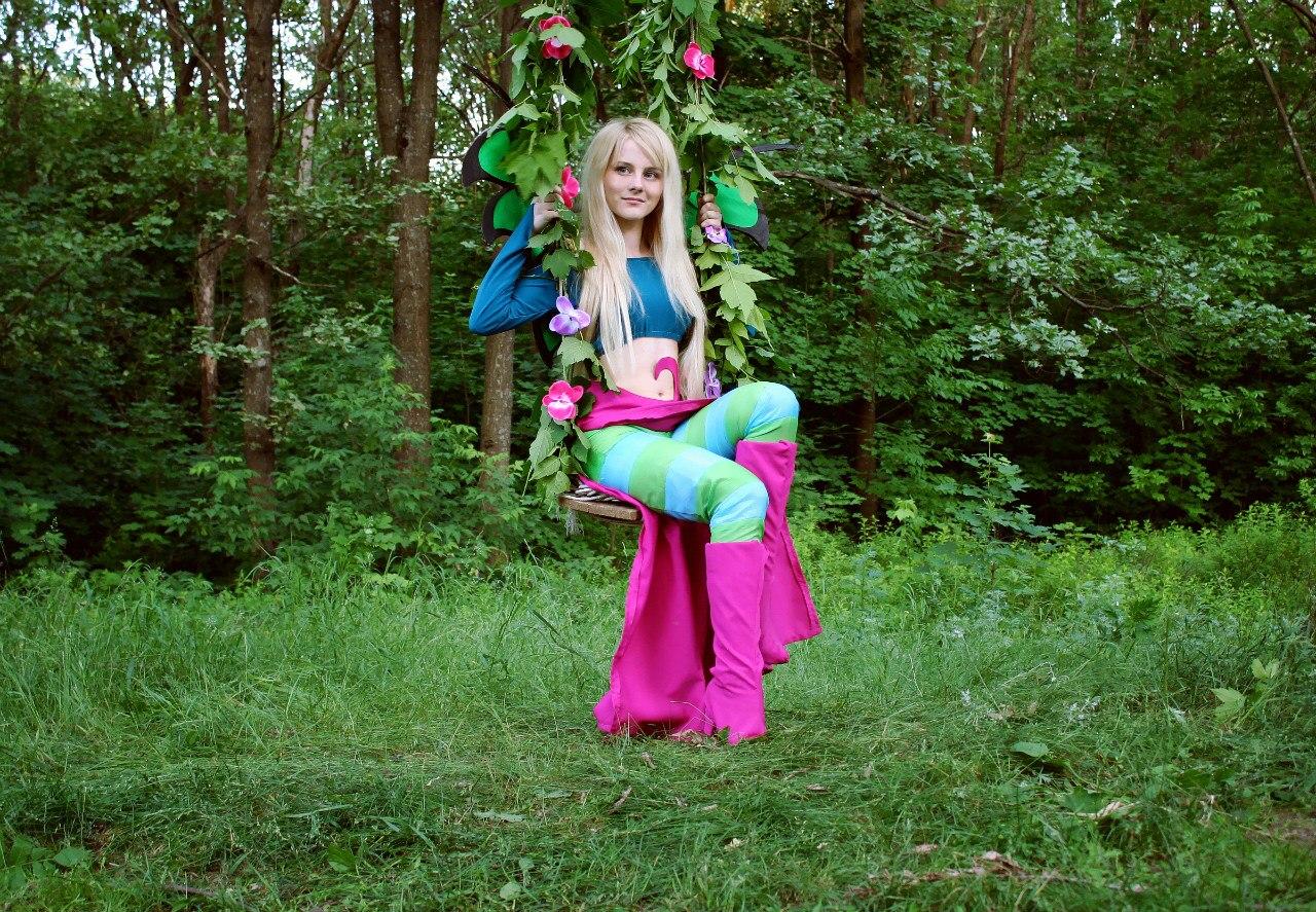 Custom Cornelia Cosplay Costume from WITCH