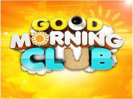 Good Morning Club Mar 8 2013