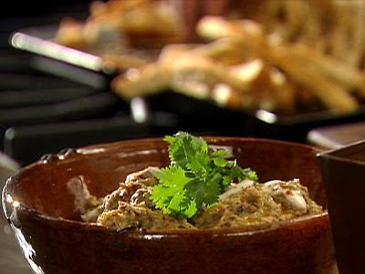 Baba Ghanoush With Warm Pita Recipe