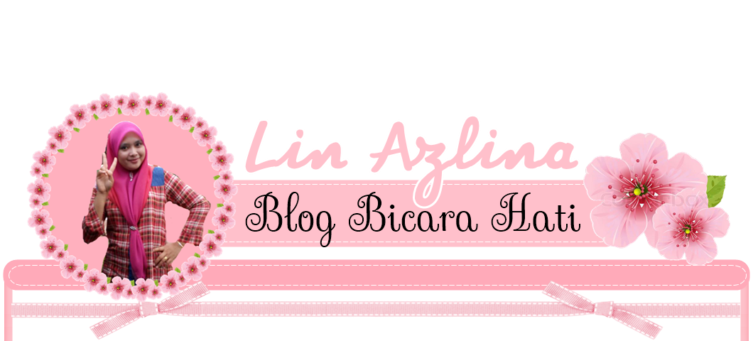 ♥  BLOG LIN AZLINA ♥
