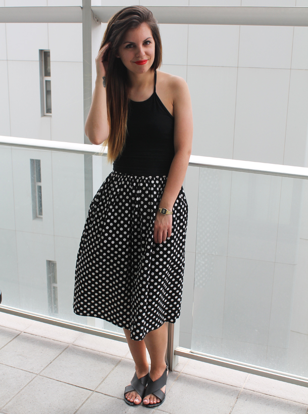 Sweet Monday, Sweet Monday blog, UK fashion and lifestyle blog, Ally Fashion crop top