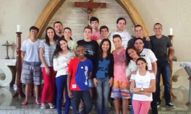 Juventude Missionária é implantada em Rio Bonito (RJ)