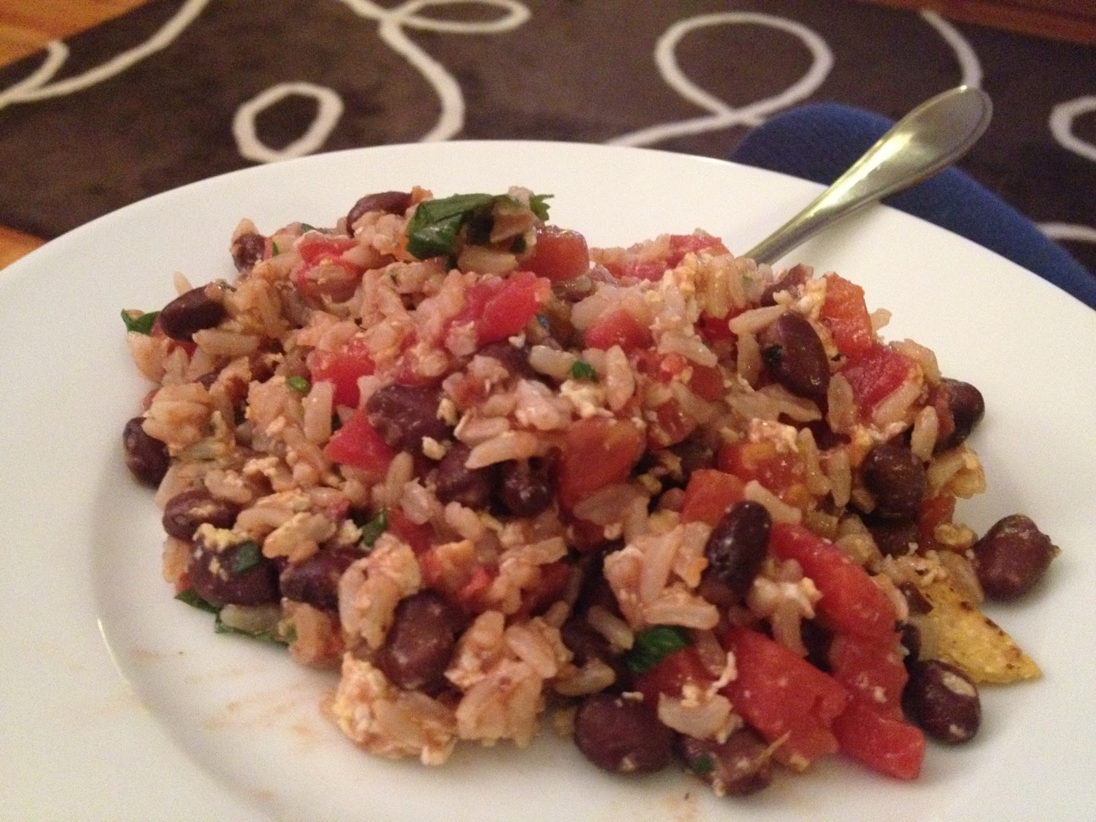 Http Ruminationsonfood Blogspot Com 2012 01 Southwestern Fried Rice And Joys Of Html