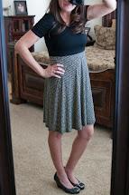 Faux Wrap Dress Stitch Fix
