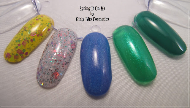 spring it on me collection swatches