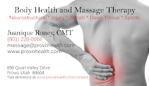 Provo Health &amp; Massage Therapy