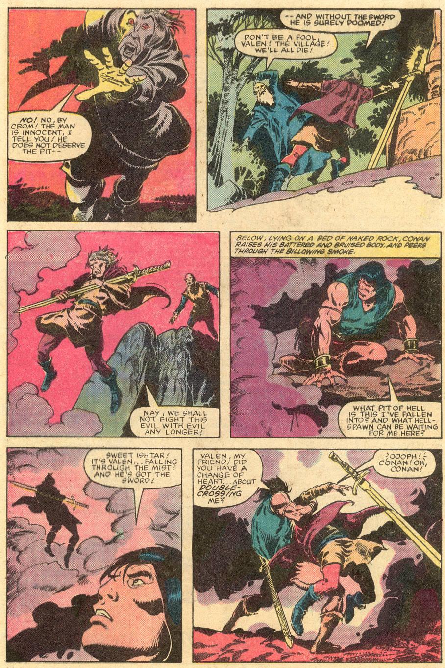 Conan the Barbarian (1970) Issue #143 #155 - English 22