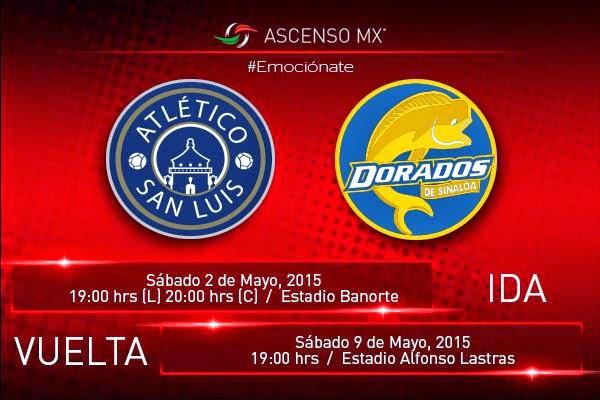 Definidas fechas Final de Ascenso MX