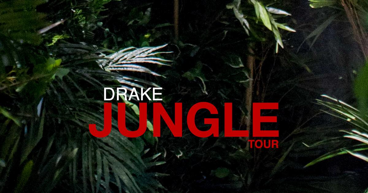 JUNGLE TOUR // 2015