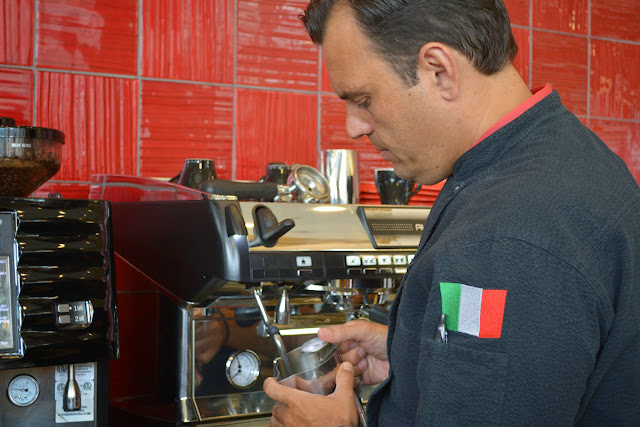 Angelo Lollini Director of Vero Gelato Cafe