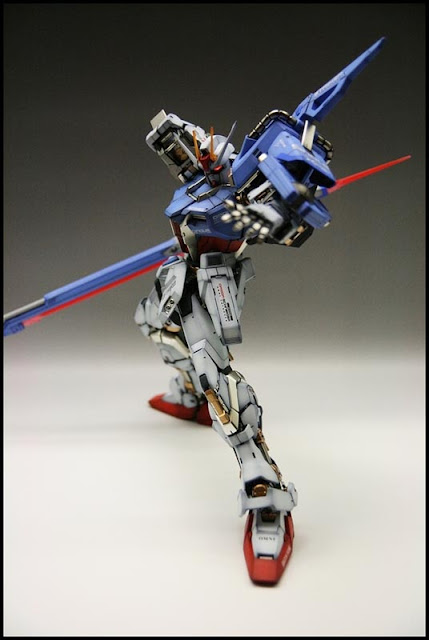 Perfect Grade Strike Gundam