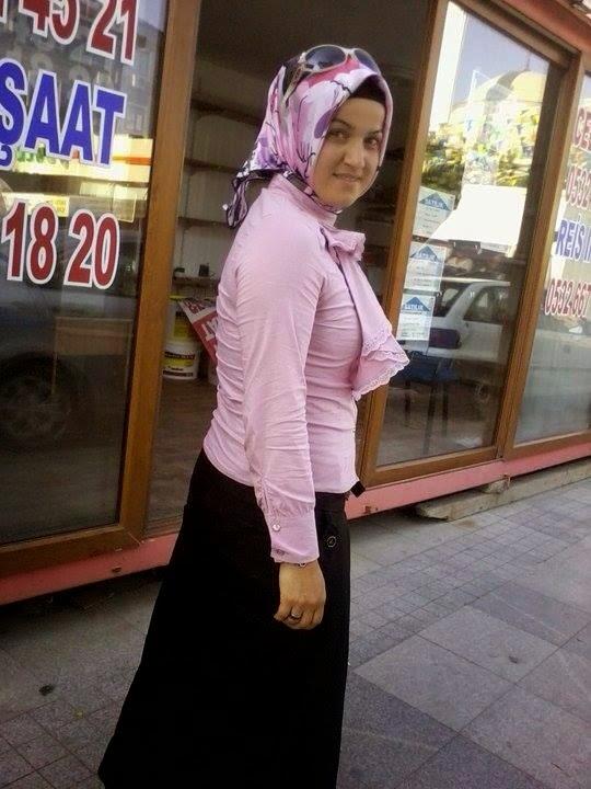 Türbanlı Türk Imam Hatipli Kızların Pornosu