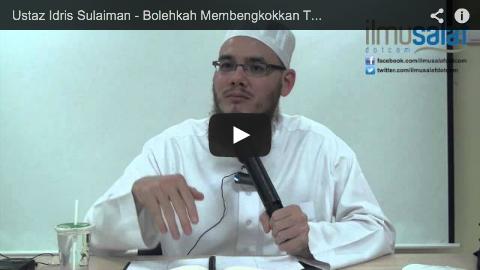 Ustaz Idris Sulaiman – Bolehkah Membengkokkan Tangan Ketika Rukuk?