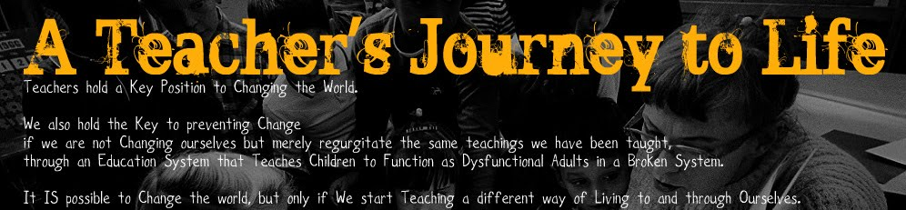 A Teacher's Journey to Life