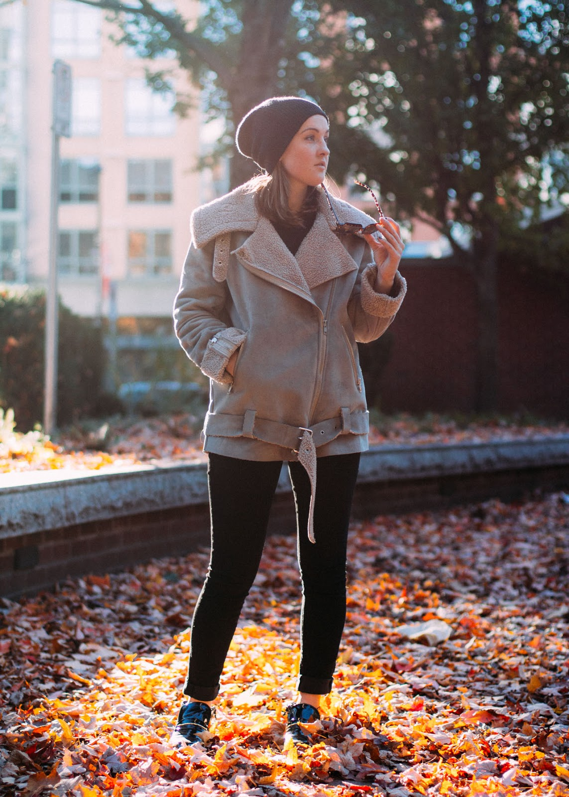 Fall outfit - Noul, J Brand and Zara - Vancouver, Canada Fashion and Style Blog