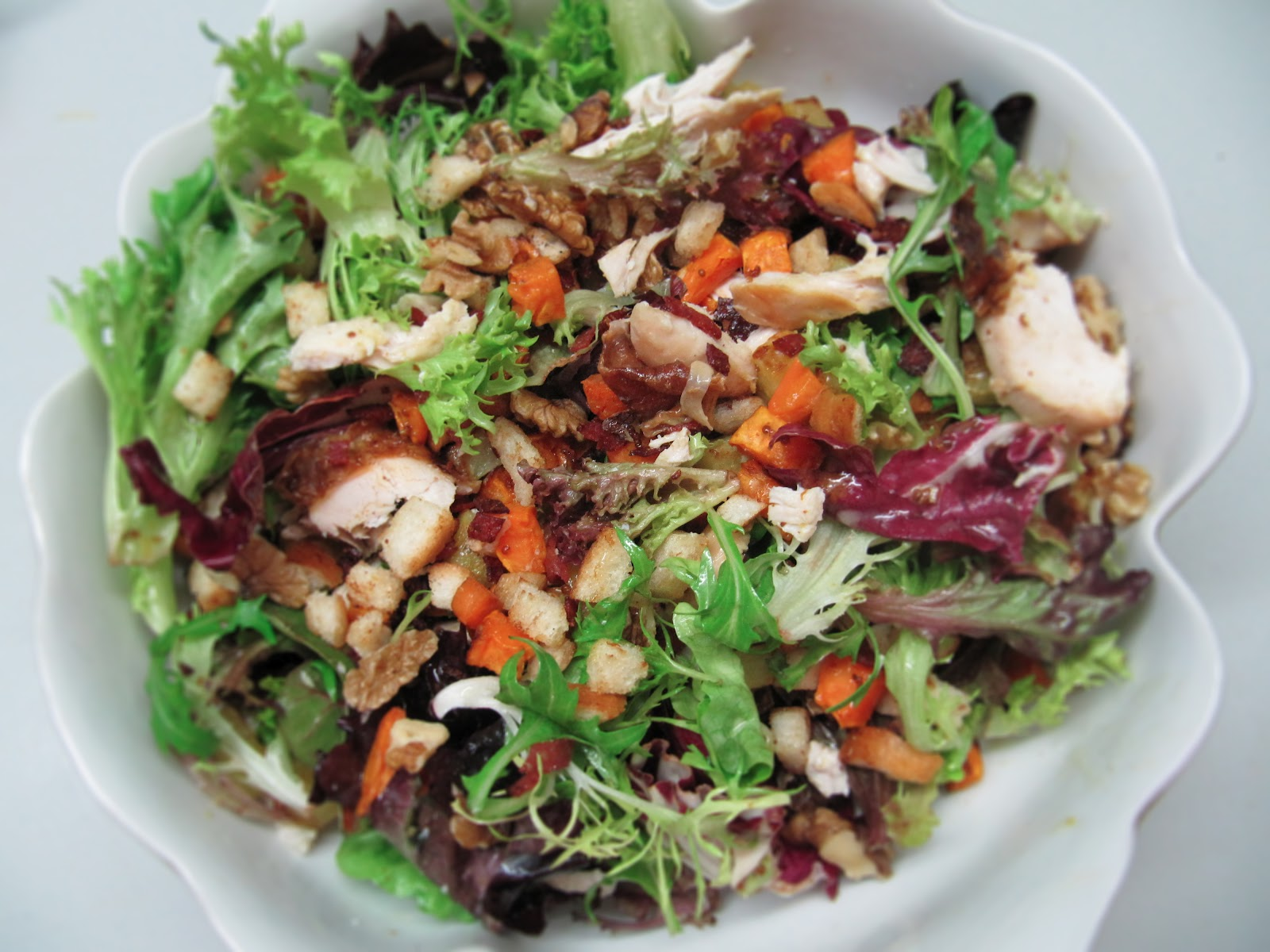 time for a recipe inspired by sumo salads i love making salads for ...