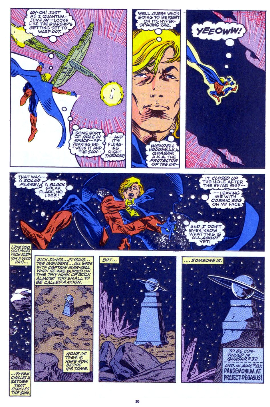 Captain America (1968) Issue #398b #332 - English 23