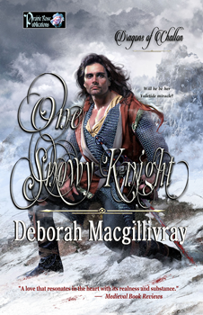 One Snow Knight (Book 3 of Dragons of Challon)