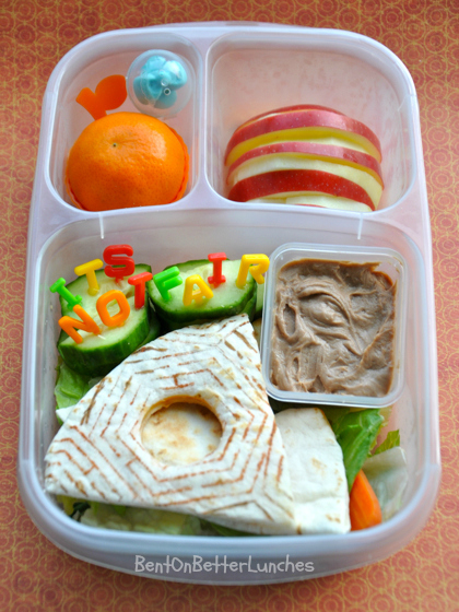 Labyrinth bento lunch