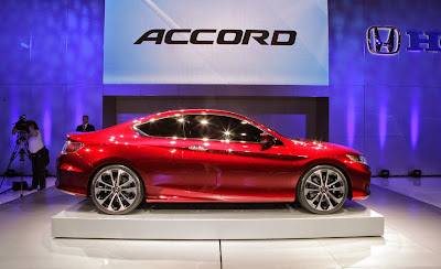 2015 Honda Accord Coupe Mugen Pictures